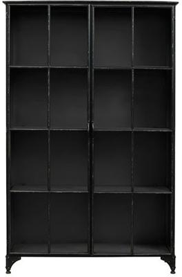 Large Two Door Metal Cabinet image 2