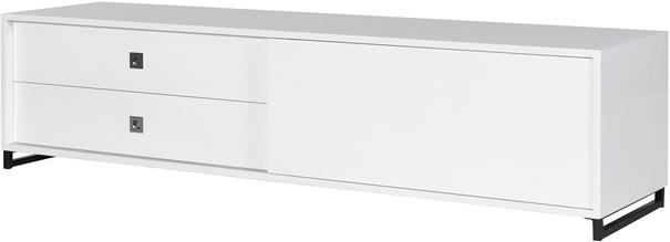 High Gloss Sideboard in White