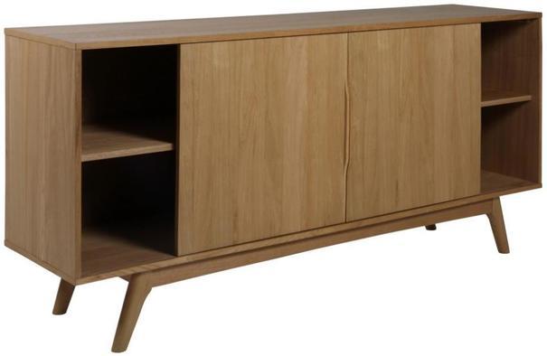 Marta 2 door 4 drawer sideboard image 6