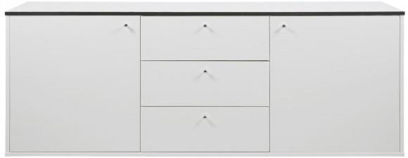 Pippolo 2 door 3 drawer sideboard image 2