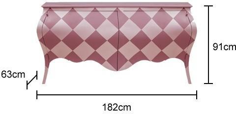 Harlequin Sideboard image 4