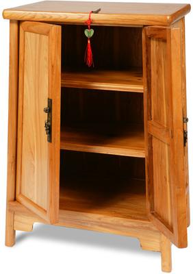 Tapered Cabinet in Light Elm image 3