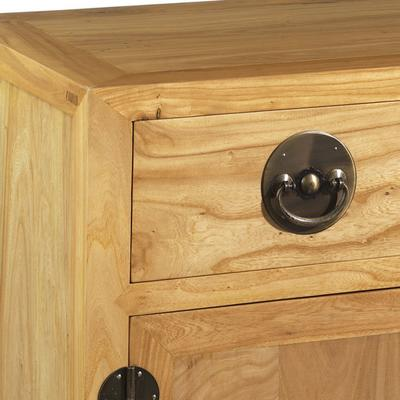 Mid Size Cabinet in Light Elm image 3