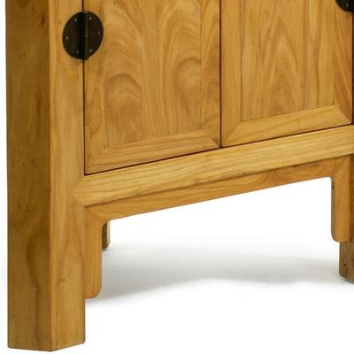 Corner Cabinet in Light Elm image 4
