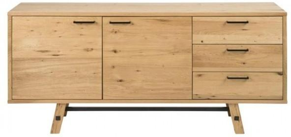 Malmo 2 door 3 drawer sideboard