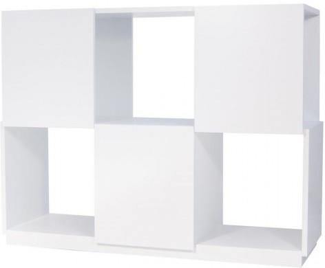 TemaHome Branch Modular Display Unit Matt White Lacquer image 3