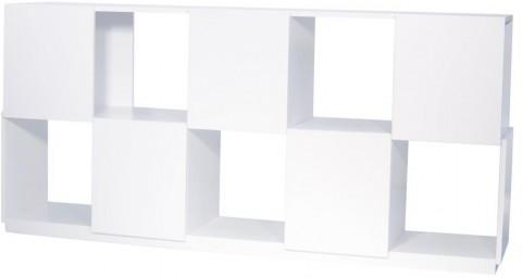 TemaHome Branch Modular Display Unit Matt White Lacquer image 5