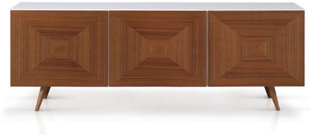 City 3 door sideboard