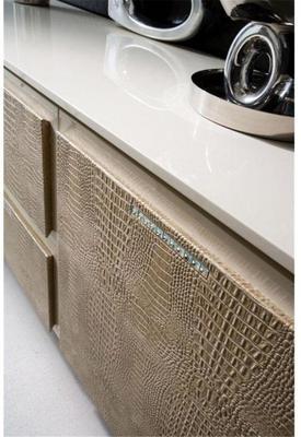 Diamond 2 door 2 drawer sideboard image 2