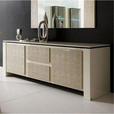 Diamond 2 door 2 drawer sideboard image 3