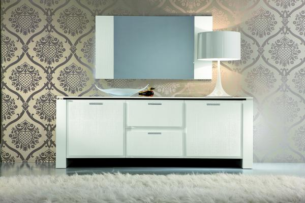 Diamond 2 door 2 drawer sideboard
