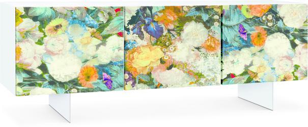 Flora 3 door sideboard image 2