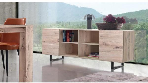 Quadra 2 door sideboard image 2