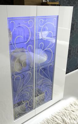 Padua Display Cabinet Including LED Spot Light image 2