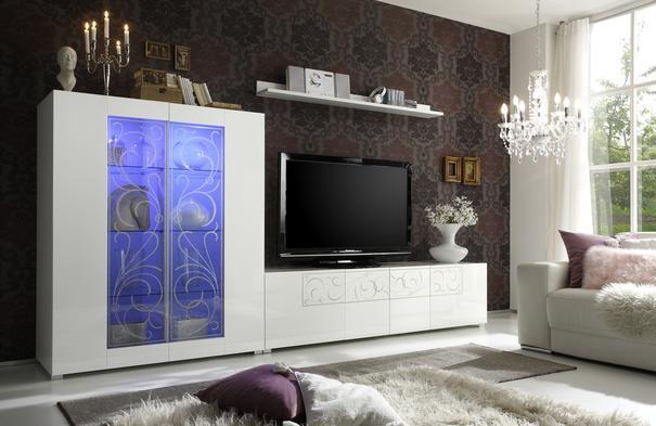 Padua Display Cabinet Including LED Spot Light image 3
