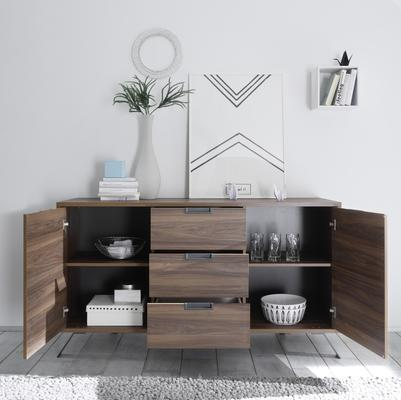 Palma Sideboard Two Doors/Three Drawers - Walnut image 2