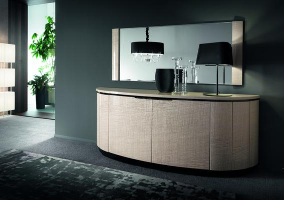 Dune 4 door sideboard
