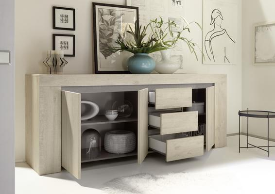 Monza Sideboard - Rose Beige Finish image 2