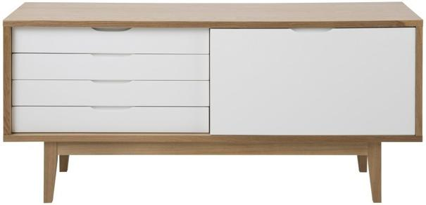 Calla 4 door 1 drawer sideboard