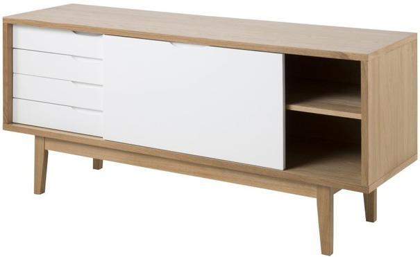 Calla 4 door 1 drawer sideboard image 3