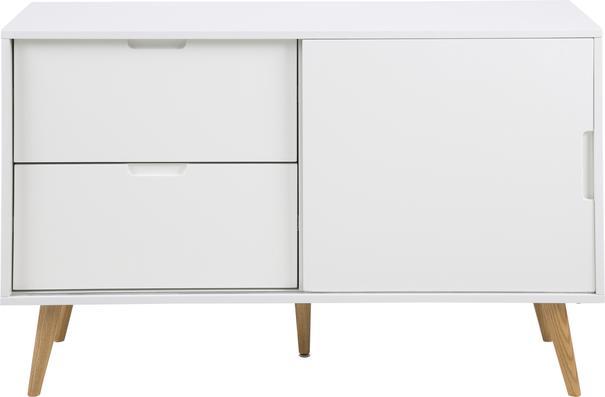 Elisa 1 door 2 drawer sideboard