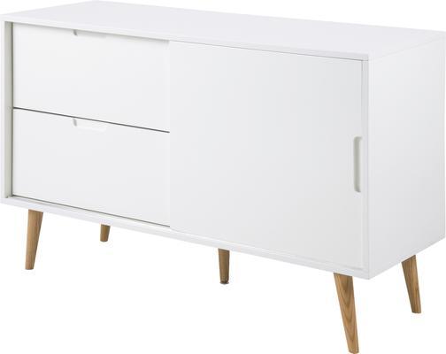 Elisa 1 door 2 drawer sideboard image 2
