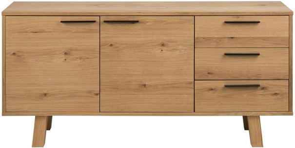 Chira 2 door 3 drawer sideboard