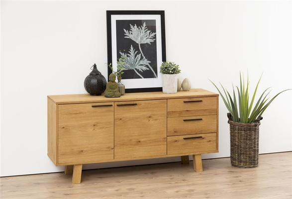 Chira 2 door 3 drawer sideboard image 5