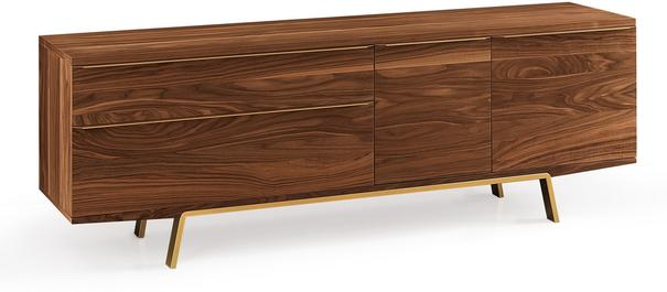 Arco 2 door 2 drawer sideboard