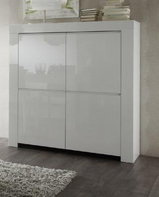 Rimini  Four Door High Sideboard