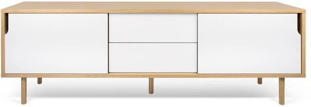 Dann 2 door 2 drawer sideboard