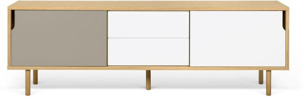 Dann 2 door 2 drawer sideboard image 2