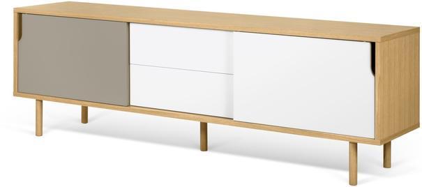 Dann 2 door 2 drawer sideboard image 4
