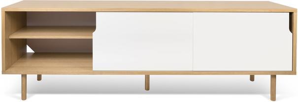 Dann 2 door 2 drawer sideboard image 5