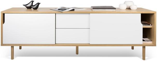Dann 2 door 2 drawer sideboard image 11