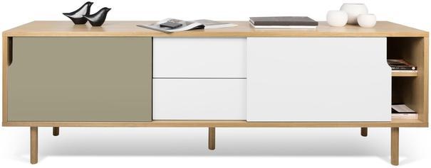 Dann 2 door 2 drawer sideboard image 12