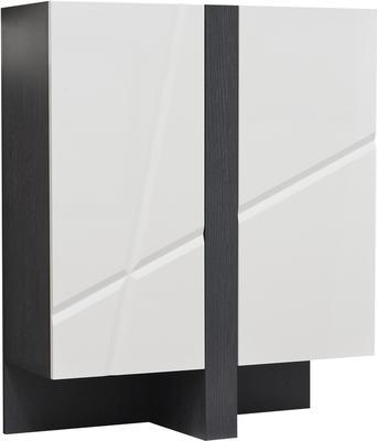Quartz 2 door cupboard image 2