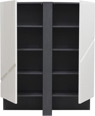 Quartz 2 door cupboard image 3