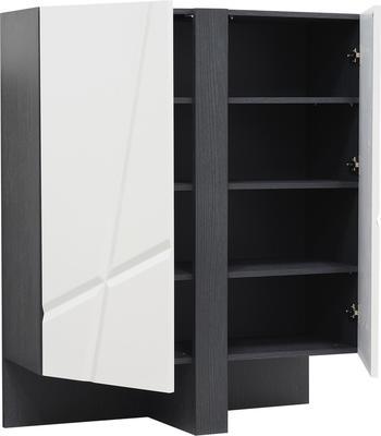 Quartz 2 door cupboard image 4