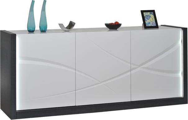 Elypse 3 door sideboard