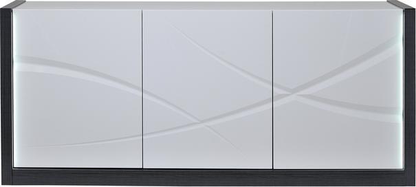 Elypse 3 door sideboard image 2