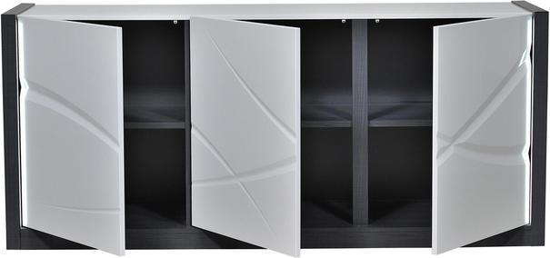 Elypse 3 door sideboard image 3