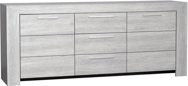 Lathi 3 door 1 drawer sideboard