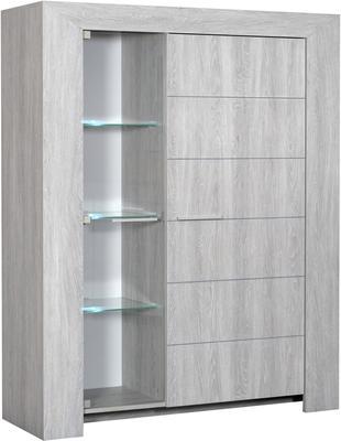 Lathi storage and display unit