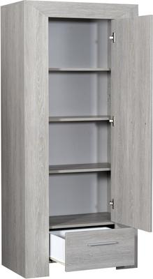 Lathi 1 door 1 drawer storage unit image 2