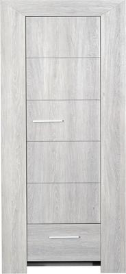 Lathi 1 door 1 drawer storage unit image 3
