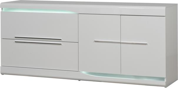 Ovio 2 door 2 drawer sideboard