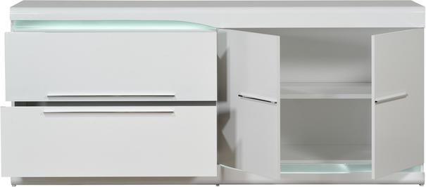 Ovio 2 door 2 drawer sideboard image 2