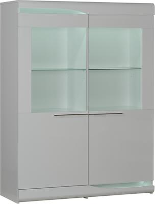 Ovio 2 glass door display unit