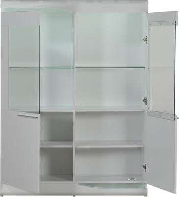 Ovio 2 glass door display unit image 2